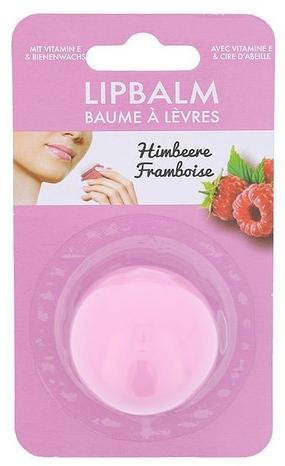 """Luciu de buze """"Zmeură"""" - Cosmetic 2K Lip Balm Raspberry"""