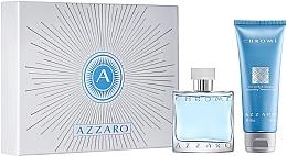 Parfumuri și produse cosmetice Azzaro Chrome - Set (edt/50ml + sh/gel/100ml)