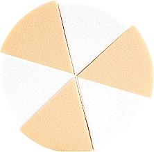 Parfumuri și produse cosmetice Bureți triunghiulari - Astra Make-Up Precision Foundation Sponges