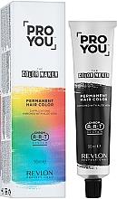 Parfumuri și produse cosmetice Vopsea de păr - Revlon Professional Pro You The Color Maker Permanent Hair Color