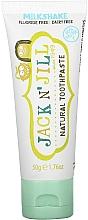 Parfumuri și produse cosmetice Pastă de dinți pentru copii, cu calendula, milkshake - Jack N' Jill Milkshake Natural Toothpaste