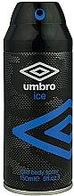 Parfumuri și produse cosmetice Umbro Ice - Deodorant spray