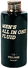 Parfumuri și produse cosmetice Fluid hidratant pentru față - Village 11 Factory Men's All in One Fluid
