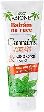 Parfumuri și produse cosmetice Balsam pentru mâini - Bione Cosmetics Cannabis Hand Balm