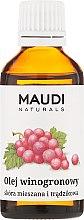 Parfumuri și produse cosmetice Ulei din semințe de struguri - Maudi