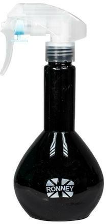 Pulvelizator pentru apă 00175, 290 ml, negru - Ronney Professional Spray Bottle 175 — Imagine N1