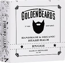 """Parfumuri și produse cosmetice Balsam pentru barbă """"Hygge"""" - Golden Beards Beard Balm"""