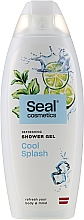 """Parfumuri și produse cosmetice Gel de duș """"Mentă și Lime"""" - Seal Cosmetics Shower Gel"""