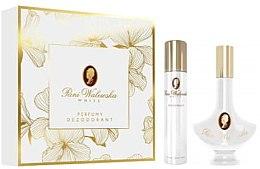 Parfumuri și produse cosmetice Set - Pani Walewska White (parfum/30ml + deo/90ml)