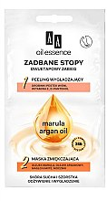 Parfumuri și produse cosmetice Tratament pentru unghii - AA Oil Essence Two-Stage Treatment