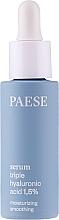 Parfumuri și produse cosmetice Ser hialuronic pentru față - Paese Serum