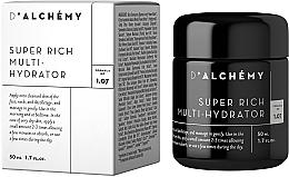 Parfumuri și produse cosmetice Cremă de față - D'Alchemy Super Rich Multi-Hydrator
