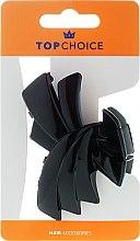 Parfumuri și produse cosmetice Cleme de păr, negre - Top Choice Hair Claw Clip 25549