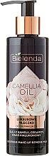 Parfumuri și produse cosmetice Lapte pentru față - Bielenda Camellia Oil Luxurious Make-up Removing Milk