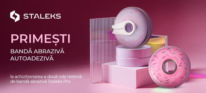 Promoție de la Staleks Pro