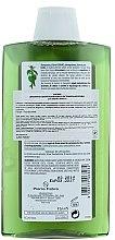 Șampon pentru păr gras - Klorane Seboregulating Treatment Shampoo with Nettle Extract — Imagine N2