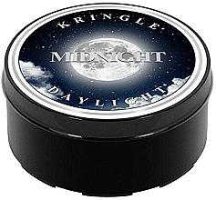 Parfumuri și produse cosmetice Lumânare aromată - Kringle Candle Midnight Daylight