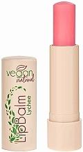 "Parfumuri și produse cosmetice Balsam de buze ""Lici"" - Vegan Natural Lip Balm For Vegan Lychee"