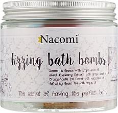 Parfumuri și produse cosmetice Set bile pentru baie - Nacomi Mix Bath Bomb (bomb/4)