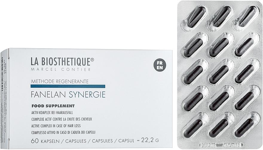 Fiole pentru stimularea creșterii părului - La Biosthetique Bio-Fanelan Synergie — Imagine N1