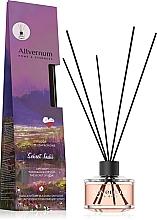 """Parfumuri și produse cosmetice Difuzor de aromă """"Misterul Indiei"""" - Allvernum Allverne Home&Essences Diffuser"""
