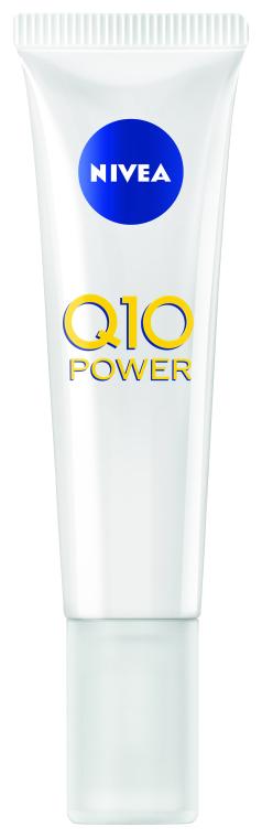 Cremă antirid pentru conturul ochilor - Nivea Visage Anti Wrinkle Q10 Plus Eye Cream — Imagine N2