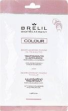 Parfumuri și produse cosmetice Mască pentru păr vopsit - Brelil Bio Treatment Colour Biothermic Mask Tissue