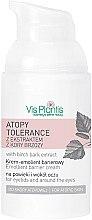 Parfumuri și produse cosmetice Cremă pentru ochi - Vis Plantis Atopy Tolerance Emollient Eye Cream