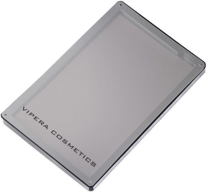 Husă magnetică pentru farduri de ochi, mică - Vipera Magnetic Play Zone Small Professional Satin Palette — Imagine N3
