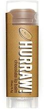 "Parfumuri și produse cosmetice Balsam de buze ""Chocolate"" - Hurraw! Chocolate Lip Balm"