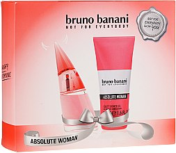 Parfumuri și produse cosmetice Bruno Banani Absolute Woman - Set (edt/20ml + s/gel/50ml)
