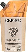 Gel de curățare pentru corp - Only Bio Fitosterol (Rezervă) — Imagine N1