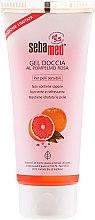 Parfumuri și produse cosmetice Gel de duș - Sebamed Shower Gel With Grapefruit