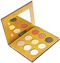 Parfumuri și produse cosmetice Paletă farduri de ochi - Ibra Eyeshadow Palette By Ewelina Zych