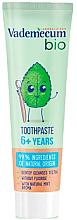 Parfumuri și produse cosmetice Bio pastă de dinți pentru copii, gust de mentă - Vademecum Bio Kids Toothpaste