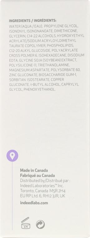 Ser micelar pentru față - Indeed Labs Mineral Booster Serum — Imagine N3