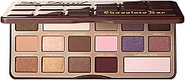 Paletă farduri de ochi - Too Faced Chocolate Bar Eye Shadow Collection — Imagine N1