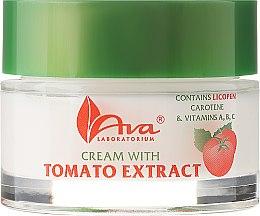 Cremă cu extract de tomate pentru față - Ava Laboratorium Vegetable Rescue Cream — Imagine N2