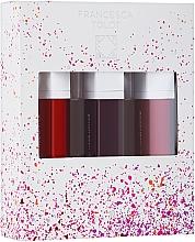 Parfumuri și produse cosmetice Set rujuri lichide mate - Ofra Infinite Lip Set (lipstick/3x8g)