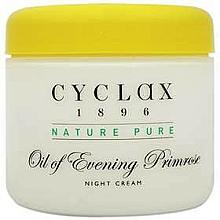 Parfumuri și produse cosmetice Cremă de noapte cu ulei de primula - Cyclax Nature Pure Oil Of Evening Primrose Night Cream