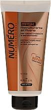 Parfumuri și produse cosmetice Mască regenerantă cu extract de ovăz pentru păr - Brelil Numero Total Repair Mask