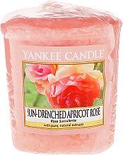 """Parfumuri și produse cosmetice Lumânare parfumată """"Trandafir"""" - Yankee Candle Scented Votive Rose"""