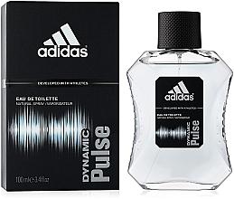 Adidas Dynamic Pulse - Apă de toaletă — Imagine N2