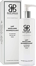 Parfumuri și produse cosmetice Lapte demachiant micelar - Patchness Skin Essentials Cleansing Micellar Milk