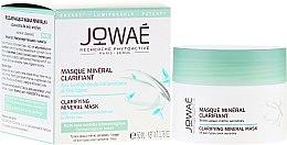 Parfumuri și produse cosmetice Mască minerală revigorantă pentru ten sensibil - Jowae Masque Clarifying Mineral Mask
