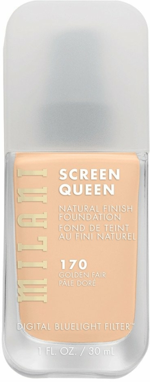 Fond de ten - Milani Screen Queen Foundation