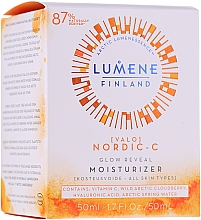 Parfumuri și produse cosmetice Cremă hidratantă - Lumene Valo Glow Reveal