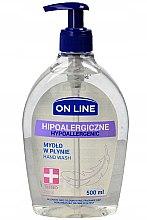 Parfumuri și produse cosmetice Săpun lichid - On Line Hypoallergenic Pure Soap