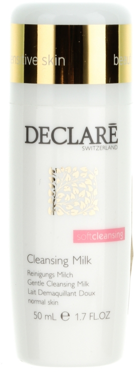 Lapte demachiant - Declare Gentle Cleansing Milk — Imagine N1