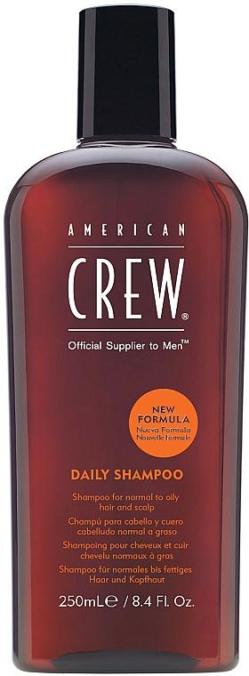 Șampon pentru utilizare zilnică - American Crew Daily Shampoo — Imagine N1